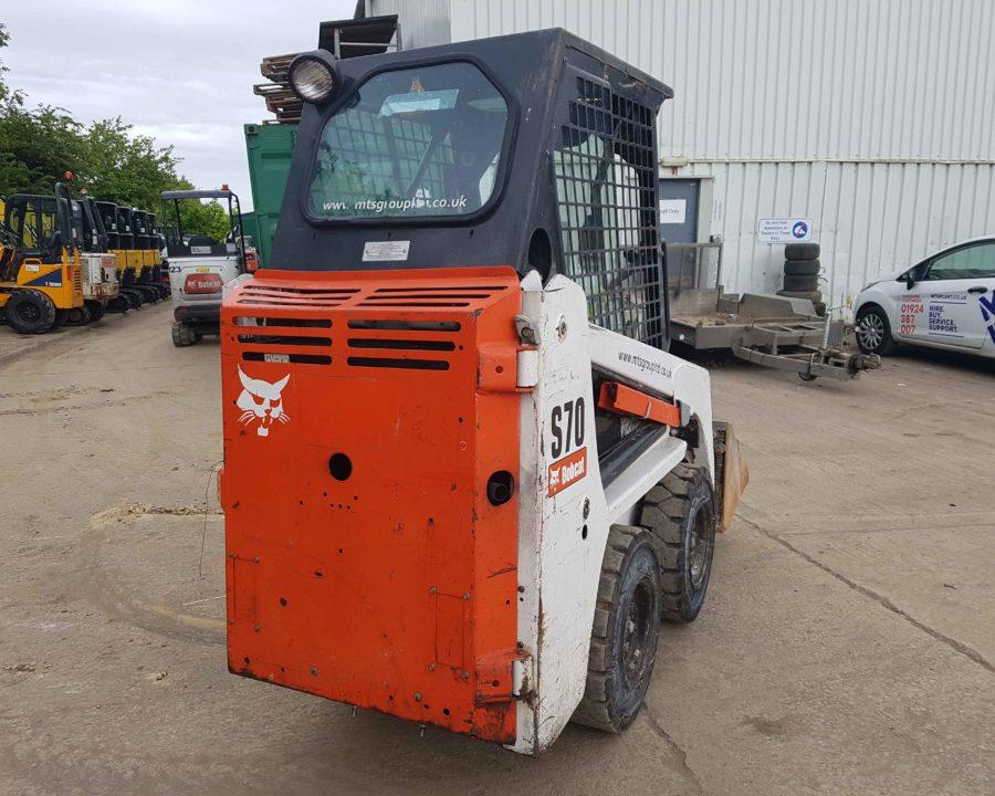 used bobcat s70 skidsteer loader sales