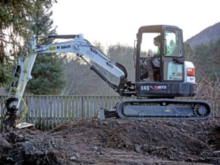 Bobcat Diggers For Sale (Medium)