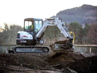 Bobcat Excavator Sales Used