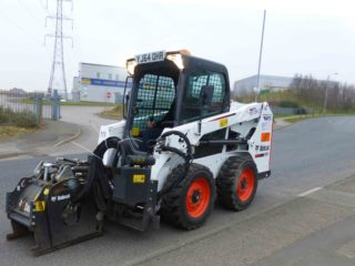 Bobcat Planer Attachment Hire