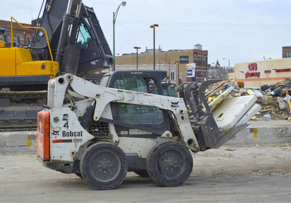 Bobcat S650 SSL Loader Google Labled For Re-Use