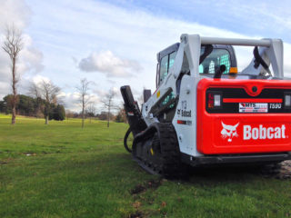 Bobcat T590 Tracked Loader To Hire