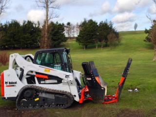 Bobcat Tree Transplanter Rental