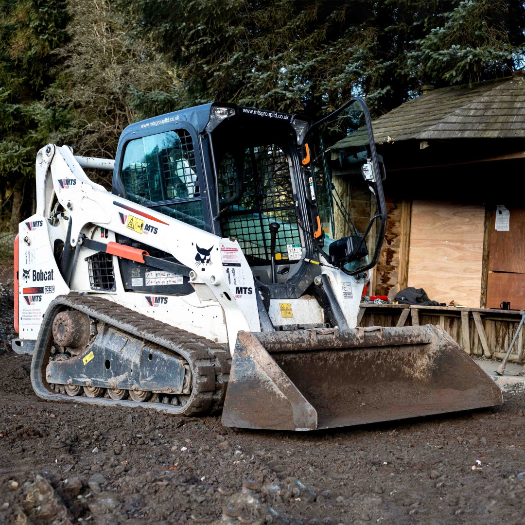 Bobcat T590 Track Loader Hire and Rental | MTS Plant