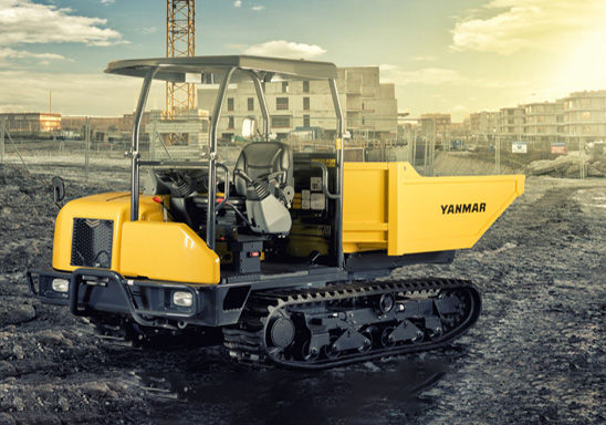 C30R-TV Tracked Yanmar Carrier Dealer
