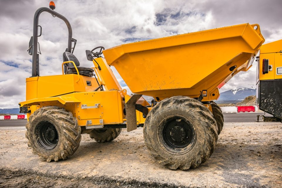 Dumper Hire (Medium)