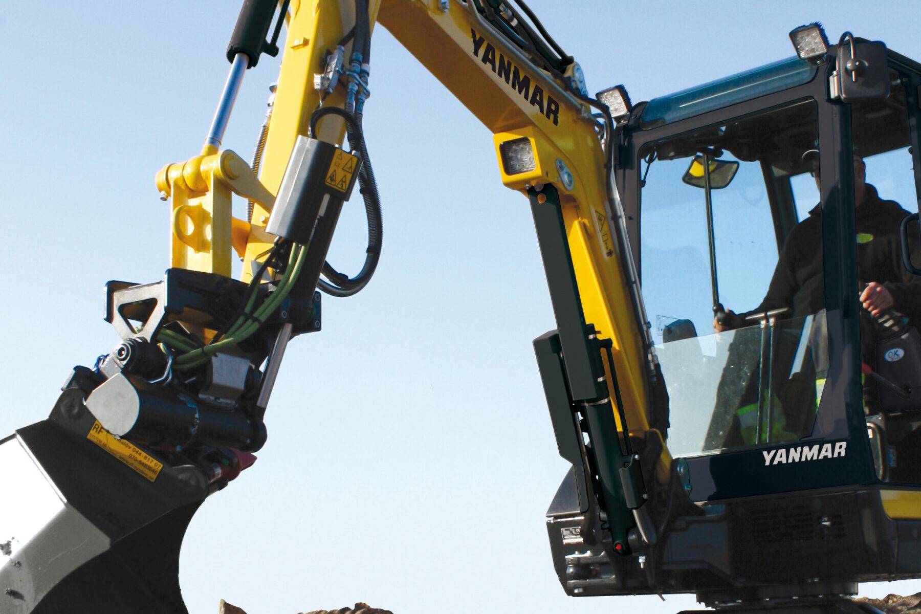 Excavator Sales