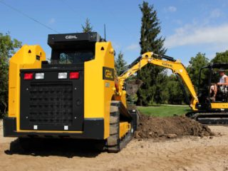 Gehl RT210 Tracked Loader Sale