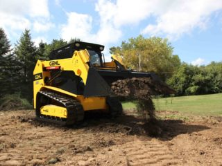 Gehl RT210 Tracked Loader For Sale