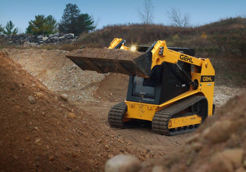 Gehl RT215 Tracked Loader Sales