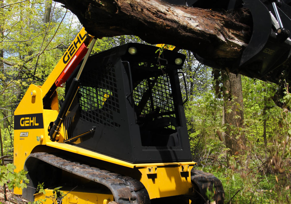 Gehl RT250 Tracked Loader