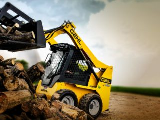 Gehl R165 Skid Loader For Sale