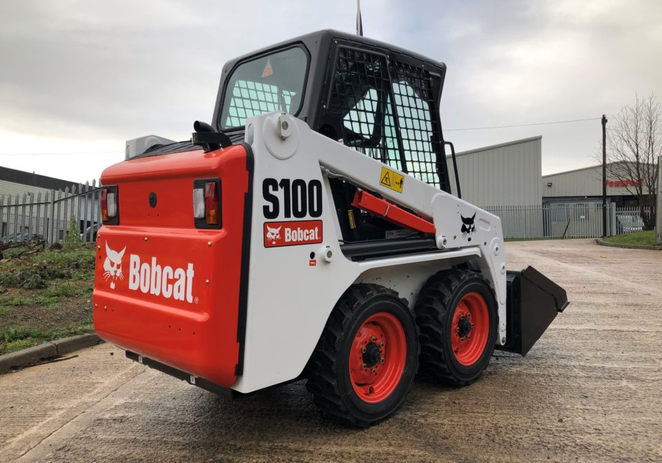 Bobcat S100 for hire