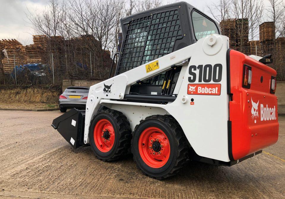 Bobcat S100 skidsteer hire