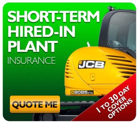 plant machinery and vehicle insurance