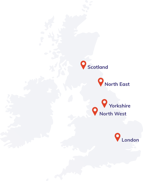 MTS Plant Location Map