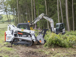Forestry Machinery For Hire and Sale