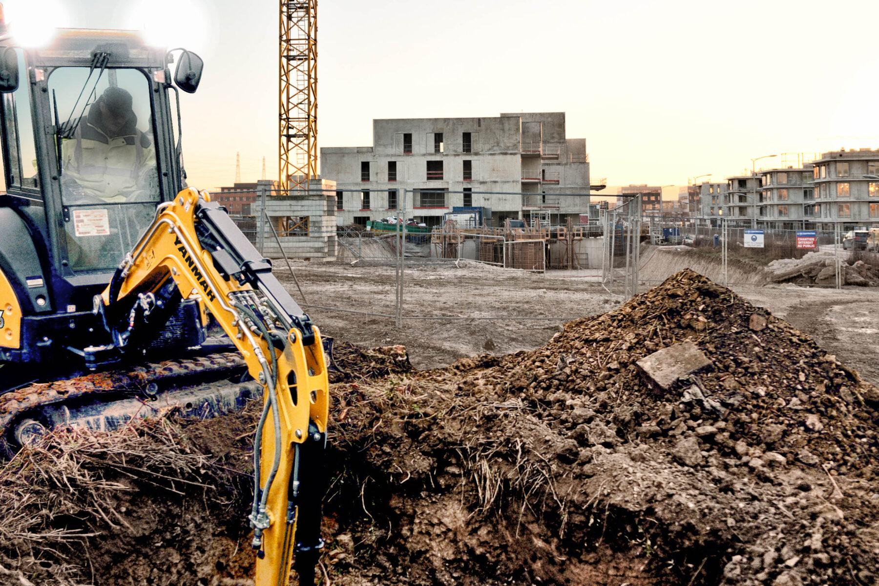 Mini Excavator Sales