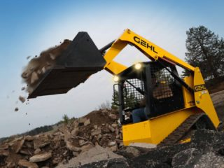 New Gehl RT105 Tracked Loader Sales