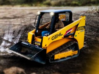 New Gehl RT105 Tracked Loader For Sale