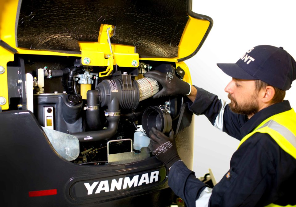 Plant Machinery Repairs