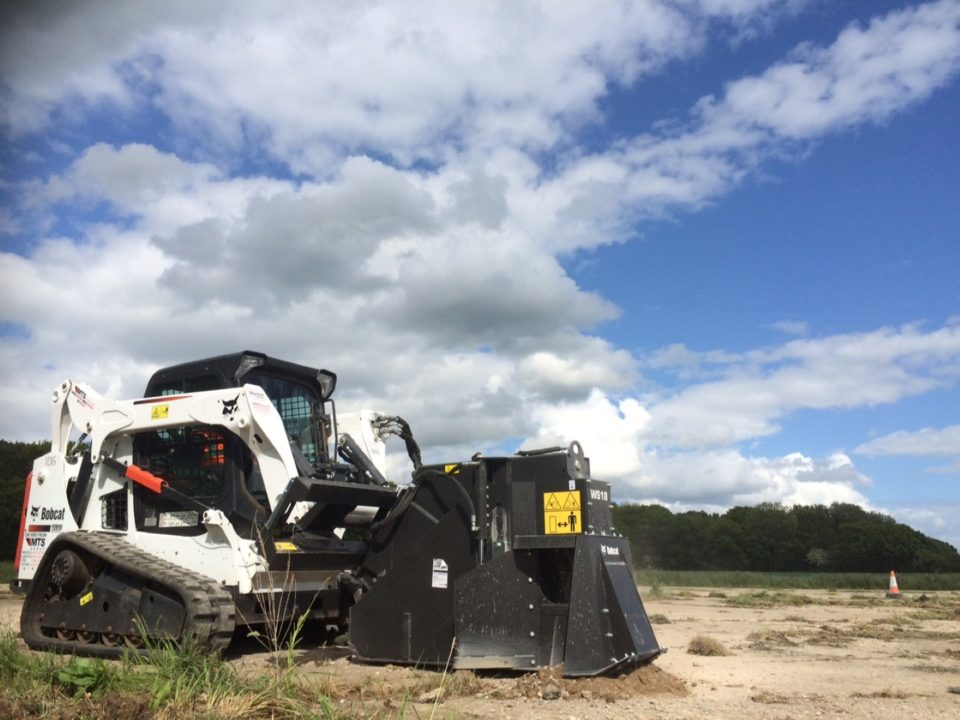 Bobcat Attachment Hire