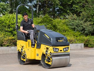bomag 80 rollers