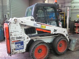 used bobcat s450 skid for sales