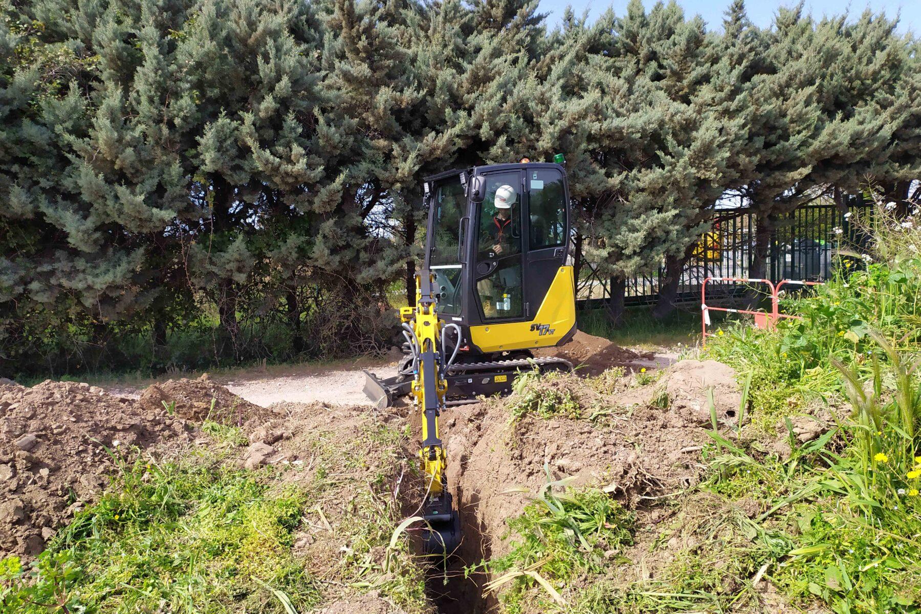 Yanmar Micro Excavator Dealer