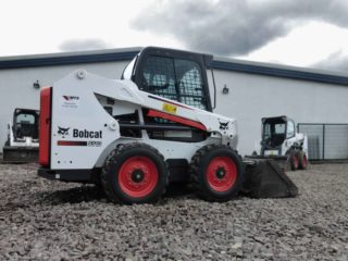 Skidsteer S550 Hire Available Now