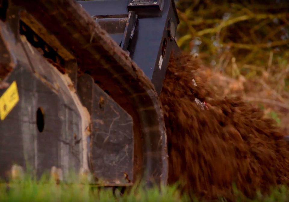 Bobcat Trencher Attachment Hire | MTS Plant