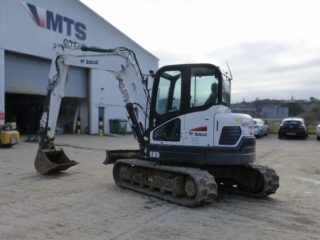 Used Bobcat Plant For Sale