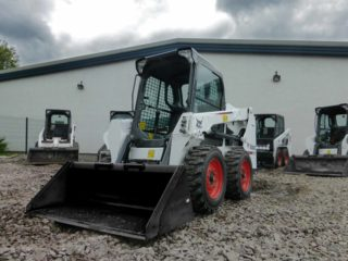 Used Bobcat Skidsteer Loader Sales