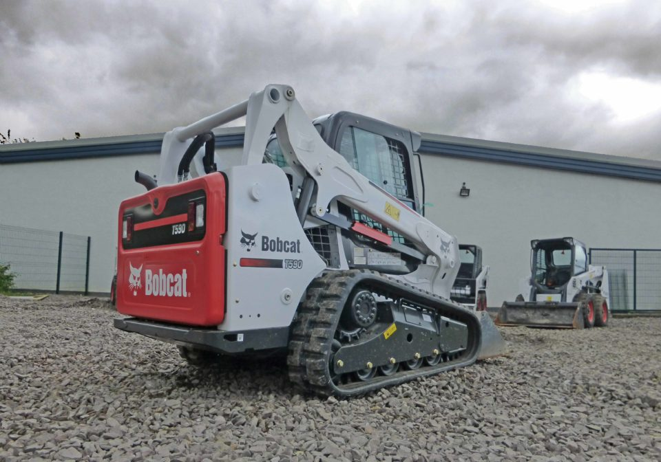 Used Bobcat Tracked Loader For Sale