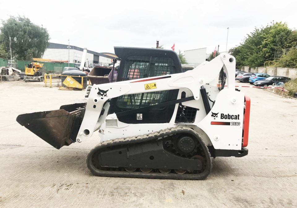 Bobcat T590 Tracked Loade