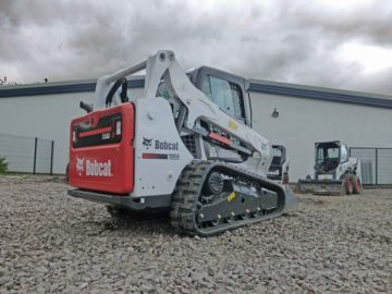 Used Tracked Bobcats For Sale