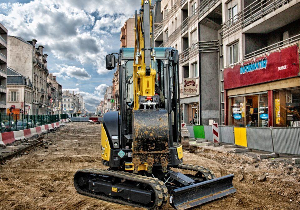 Yanmar ViO27 Mini Excavator for Sale