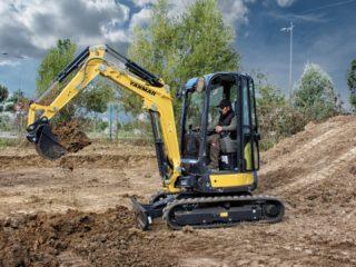 Yanmar ViO27 Mini Excavator Sales