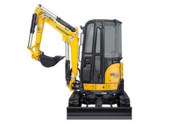 Yanmar ViO23 mini excavator for sale