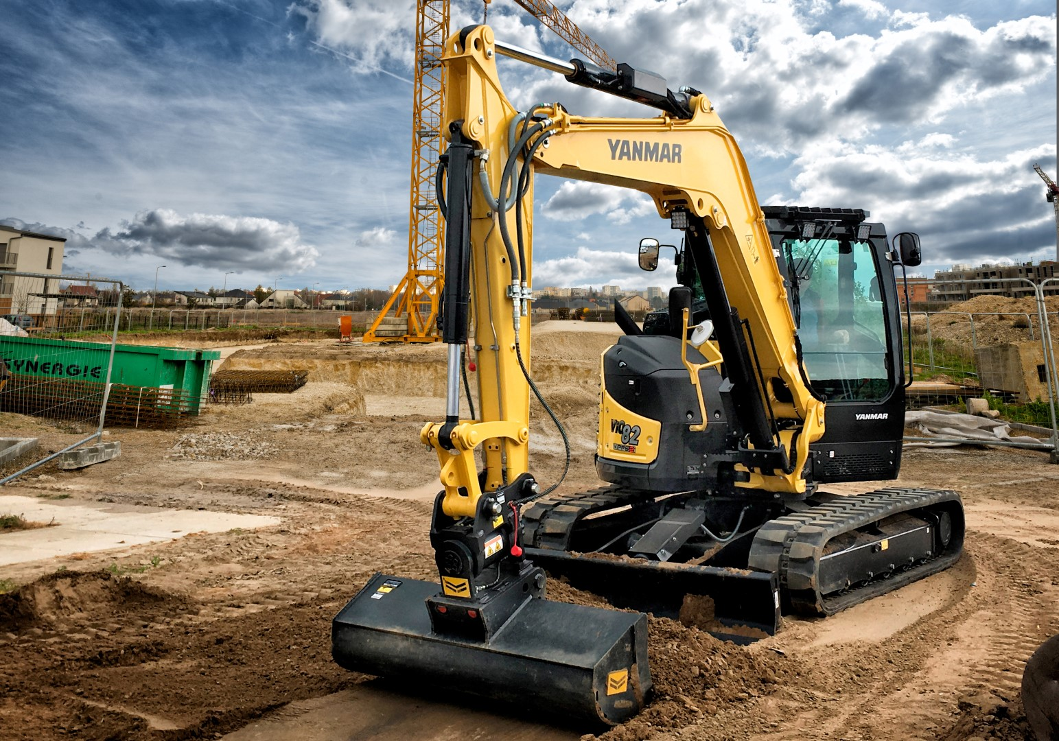Since 1912 Yanmar has designed and built the engines which power the wold of construction plant machinery. Now in 2019 over 66% of all excavators under 10.0 tonnes are powered by Yanmars landmark engines. At MTS Plant we have spent more than 30 years bringing customers the best of new and second-hand machinery with value, service and support to match. Now as the official dealer of Yanmar excavators you've got access to tried and tested build quality and reliability. All with the infrastructure to deliver machinery and parts as and when you need them. Click below to browse our range online: