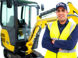 Yanmar Excavator Sales