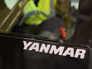 Yanmar Mini Digger For Sale