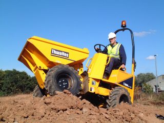 dumpers for hire and rental